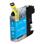 Compatible Brother© LC103 Cyan Ink Cartridge