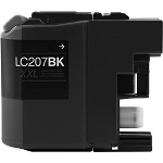 Compatible Brother© LC207BK Black Ink Cartridge