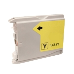 Compatible Brother© LC51 Yellow Ink Cartridge