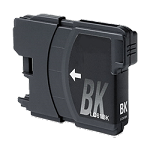 Compatible Brother© LC61XLBK Black Ink Cartridge