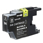 Compatible Brother© LC75XLBK Black Ink Cartridge