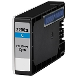 Compatible Canon 2200XL Cyan Ink Cartridge