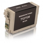 Remanufactured Epson T127120 [127] Black Ink Cartridge