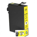 Remanufactured Epson T702XL420 [702XL] Yellow Ink Cartridge