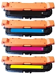 Compatible for HP 648A-AVP [Value Pack] B,C,M,Y Toner Cartridges