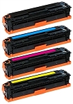 Compatible for HP 651A-AVP [Value Pack] B,C,M,Y Toner Cartridges
