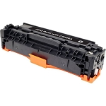 Compatible Black Toner Cartridge for HP© 125A [CB540A]