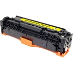 Compatible Yellow Toner Cartridge for HP© 125A [CB542A]