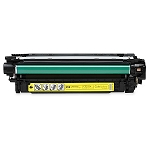 Compatible Yellow Toner Cartridge for HP© 504A [CE252A]