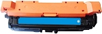 Compatible Cyan Toner Cartridge for HP© 307A [CE741A]