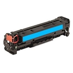 Compatible Cyan Toner Cartridge for HP© 410X [CF411X]