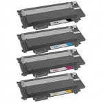 Compatible HP© 116A-AVP [Value Pack] B,C,M,Y Toner Cartridges