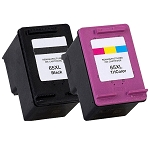Compatible 65XL AVP  [Value Pack] Ink for HP - Black & Color