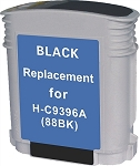 Compatible Ink Cartridge for HP© C9396AN [88XL] Black