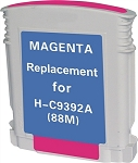 Compatible Ink Cartridge for HP© C9392AN [88XL] Magenta
