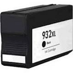 Remanufactured HP CN053AN [932XL] Black Ink Cartridge
