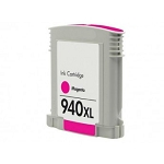 Compatible Ink Cartridge for HP© C4908AN [940XL] Magenta