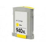 Remanufactured HP C4909AN [940XL] Yellow Ink Cartridge