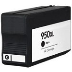 Remanufactured HP CN045AN [950XL] Black Ink Cartridge