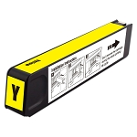 Remanufactured HP CN628AM [971XL] Yellow Ink Cartridge
