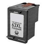 Compatible 63XL Black Ink for HP F6U64AN