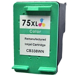 Compatible Ink Cartridge for HP© CB338WN [75XL] Color