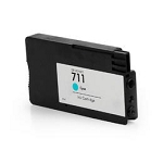 Remanufactured 711 Cyan Ink for HP CZ130A