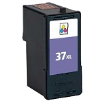 Remanufactured Lexmark 37XL Color Ink Cartridge