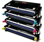 Compatible Xerox 6280-AVP [Value Pack] B,C,M,Y Toner Cartridges