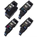 Compatible Xerox 6020-AVP [Value Pack] B,C,M,Y Toner Cartridges