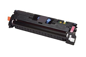 Compatible Magenta Toner Cartridge for HP© 122A [Q3963A]