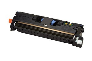 Compatible Yellow Toner Cartridge for HP© 121A [C9702A]