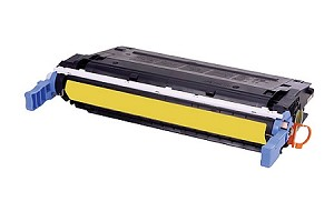 Compatible Yellow Toner Cartridge for HP© 643A [Q5952A]