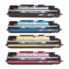 Compatible for HP 309A-AVP [Value Pack] B,C,M,Y Toner Cartridges
