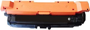 Compatible Black Toner Cartridge for HP© 650A [CE270A]