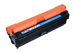 Compatible Cyan Toner Cartridge for HP© 651A [CE341A]