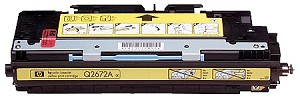 Compatible Yellow Toner Cartridge for HP© 309A [Q2672A]