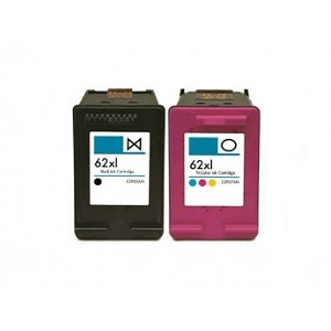 Compatible 62XL AVP [Value Pack] for HP - Black & Color