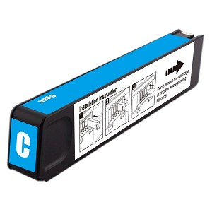Compatible Ink Cartridge for HP© CN626AM [971XL] Cyan