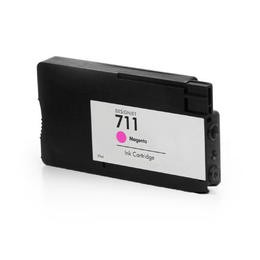 Remanufactured 711 Magenta Ink for HP CZ131A