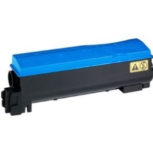 Compatible Kyocera TK-592C Cyan Toner Cartridge
