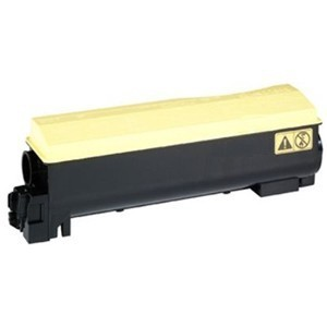 Compatible Kyocera TK-582Y Yellow Toner Cartridge