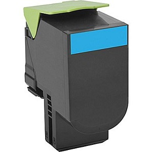 Compatible Lexmark 701HC [Cyan] Toner Cartridge